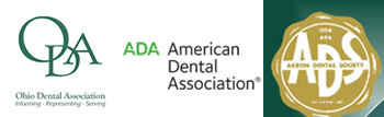 American Dental Association, Akron Dental Society, Ohio Dental Association